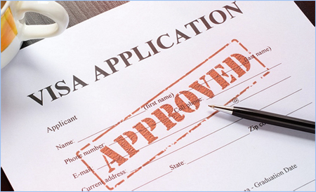 U.S. Visa Waiver application
