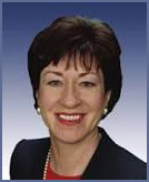 Susan Margaret Collins, United States Senator from Maine