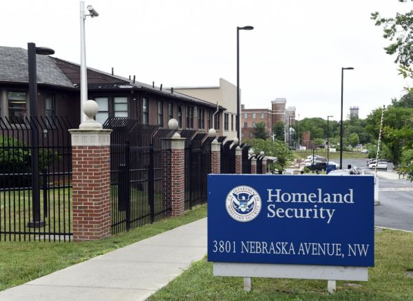 Homeland Security Department headquarters in Washington. The U.S. government has mistakenly granted citizenship to at least 858 immigrants..photo courtesy of bigstory